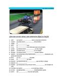 Imparfait / Passe Compose Accident FRN
