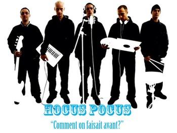 Imparfait Practice with Music - Hocus Pocus