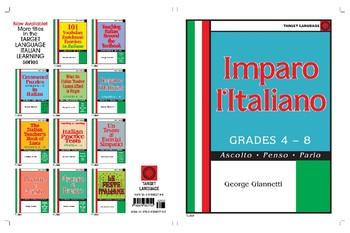 Imparo l'Italiano, Grades 4-8