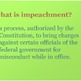Impeachment PowerPoint