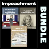 Impeachment Past and Present Nonfiction Reading with Activities