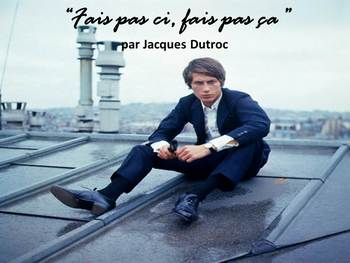 Impératif Practice with Music - Jacques Dutronc