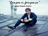 Impératif Practice with Music - Jacques Dutronc