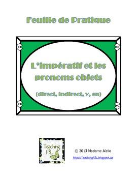 Imperative & Object Pronouns