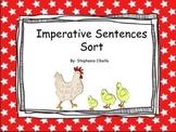 Imperative Sentence Sort  Tippy-Toe Chick, Go!