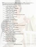 Imperative Verbs Multiple Choice Spanish Worksheet