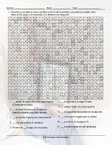 Imperative Verbs Wacky Trails Spanish Worksheet