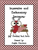 Imperative and Exclamatory Sentence Task Cards