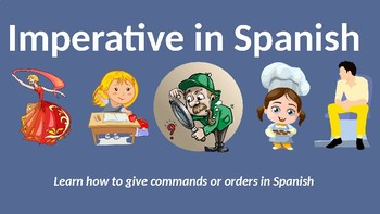 Imperative in Spanish