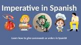 Imperative in Spanish