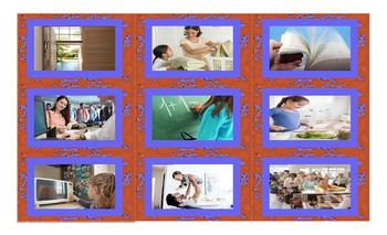 Imperatives Legal Size Photo Card Game
