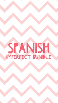 Imperfect Pack for Students of Spanish