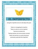 Imperfect Past Tense Introduction Packet
