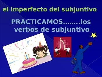 Imperfect Subjunctive