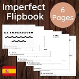 Imperfect Tense Flipbook