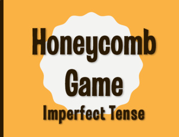 Spanish Imperfect Honeycomb Partner Game