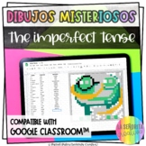 Imperfect Tense Verb Mystery Images | For Google Apps | Di