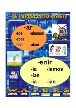 Imperfect Tense poster
