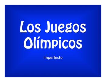 Spanish Imperfect Olympics
