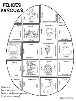 Las Pascuas-Easter- Futuro