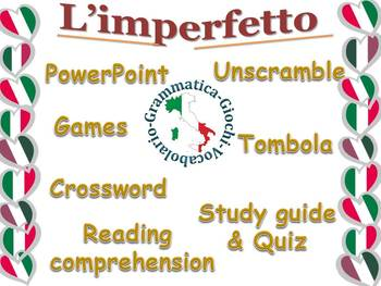 Imperfetto Imperfect bundle!