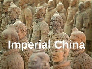Imperial China PPT