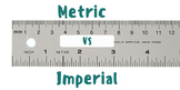 Imperial Measure (length, capacity and mass)