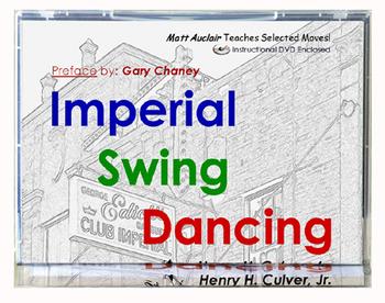 imperial swing dancing manual by henry culver teachers pay teachers rh teacherspayteachers com Senior Swing Dancing swing dancing madison wi