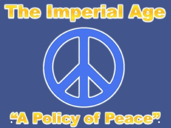 Imperialism A Policy of Peace PowerPoint (U.S. History)