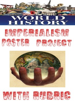 Imperialism Acoustic Poem Project Rubric and example