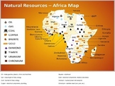 Imperialism African Maps