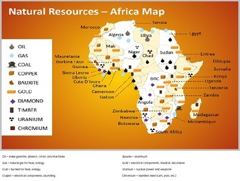 Imperialism African Maps by Josh Landers Teachers Pay Teachers