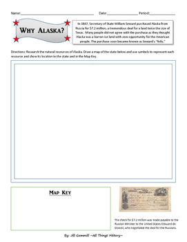 Imperialism: Alaska Purchase