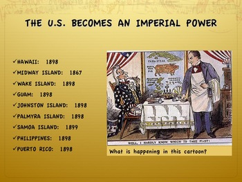 Imperialism--America's First Attempt