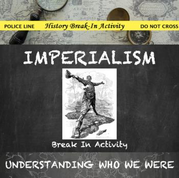 Imperialism Break In Activity