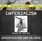 Imperialism Break In Activity
