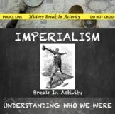 Imperialism Digital Break Out DBQ Activity