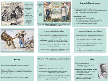 Imperialism Bundle US History