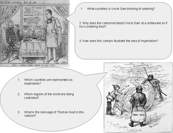 Imperialism Cartoon Analysis