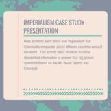 Imperialism Case Study Presentation