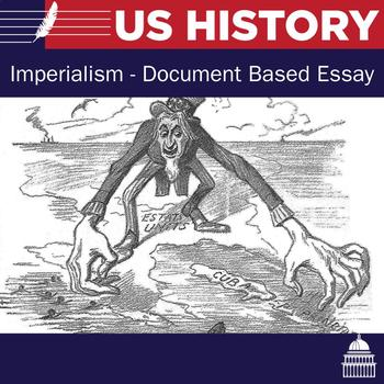 Imperialism Document Based Question and Essay