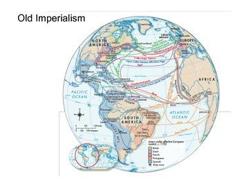 Imperialism: Economics + Politics