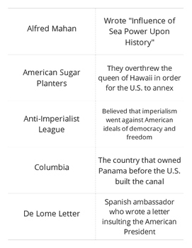 Imperialism Flashcards