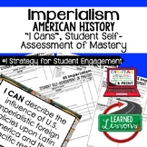 Imperialism I Cans Student Self Assessment Mastery-- Ameri