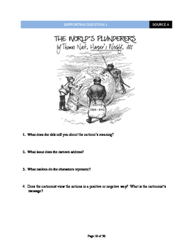 Imperialism Inquiry Based Unit Plan