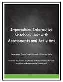 Imperialism: Interactive Notebook Unit with Assessments an