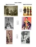 Imperialism - Meiji Restoration - Resisting western imperialism