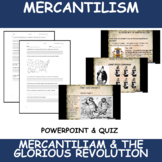 Imperialism, Mercantilism & The Age of Discovery & Quiz (P