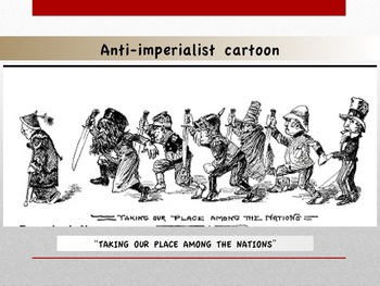 Imperialism-Open Door and Japanese Imperialism