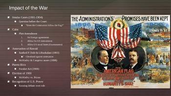 Imperialism PPT - APUSH New Curriculum Framework - Period 7